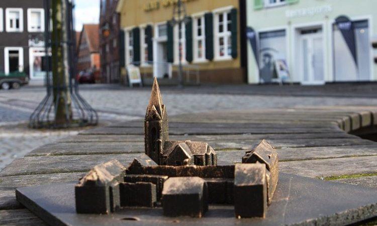 Stadtmodell_Bronze